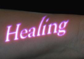 healing a