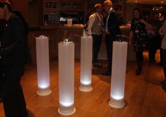 Presentation at The Scottish Parilament 2014