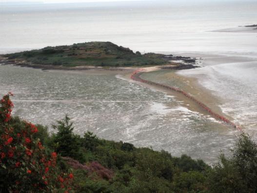 Walking the Tide Mote of Mark 4