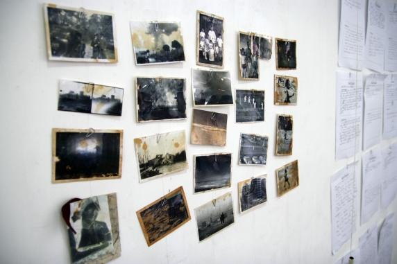 Witness. JDA Perera Gallery