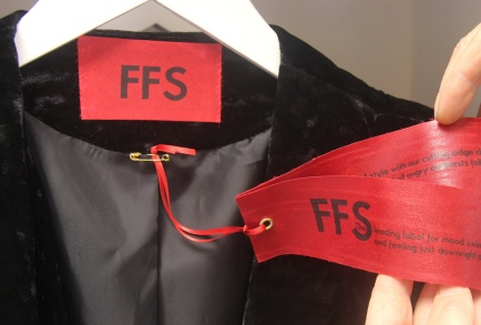 FFS label